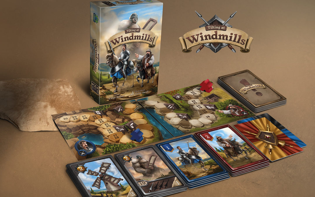Tilting at Windmills (NEW RELEASE)